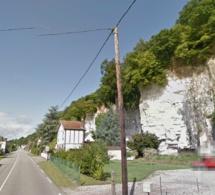 Seine-Maritime : un retraité découvert mort au pied d'une falaise à Duclair