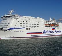 Une passagère du ferry Mont-Saint-Michel disparue entre Portsmouth et Ouistreham