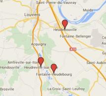 La gendarmerie de Gaillon enquête sur trois cambriolages