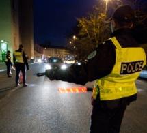 Rouen : la BMW des malfaiteurs est retrouvée calcinée à Grand-Quevilly