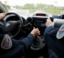 A Rouen, le conducteur de la BMW roulait comme une balle, ivre et sans permis