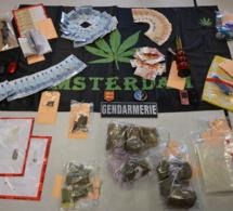 Le fournisseur de drogue entretenait un réseau à Ecos et Vernon : dix interpellations