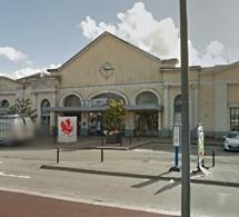 Dieppe : Il poignarde son ex-compagne dans le hall de la gare. Il est arrêté à l'hôpital