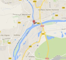 Un corps en état de décomposition repêché dans la Seine à Conflans-Sainte-Honorine