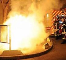 12 poubelles détruites et un scooter endommagé cette nuit : un incendiaire interpellé à Viroflay