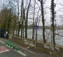 Le cadavre d'un homme non identifié découvert dans la Seine, à Sartrouville