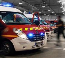 Une adolescente grièvement blessée dans un accident de moto, près de Rouen
