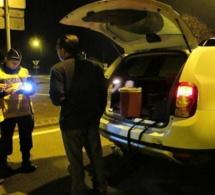 Pays de Caux  : 420 conducteurs contrôlés et 14 verbalisés pour alcoolémie cette nuit