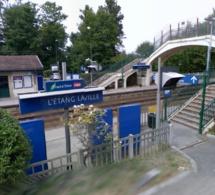 Le trafic des trains interrompu pendant 4 heures entre Saint-Nom-la-Bretèche et l'Etang-la-Ville