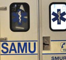 Pronostic vital engagé pour un conducteur victime d'un malaise sur la route, à Elancourt