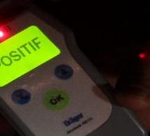 Rouen : elle conduisait tous feux éteints et avec 1,70 gramme d'alcool dans le sang