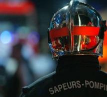 Incendie criminel à Mézy-sur-Seine: un chalumeau allumé dans la maison en feu