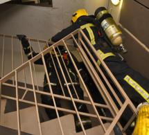 Le Havre : une mère et son fils hospitalisés après un incendie dans leur appartement