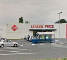 Hold-up  ce matin dans un magasin Leader Price à Gainneville, près du Havre
