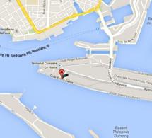 Port du Havre : le bras télescopique de la nacelle cède, deux blessés dont un grave