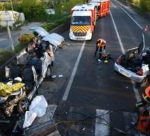 Face à face sur le pont de Rangiport entre Epône et Gargenville : deux blessés graves