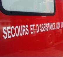 Seine-Maritime : un père et sa fillette de 3 ans intoxiqués dans l'incendie de leur maison