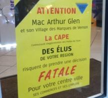 Eure : c'est gagné pour le Village des marques à Douains, avec un oui unanime