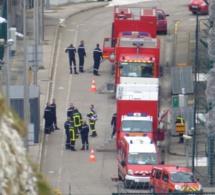 Incendie à la centrale de Paluel : le dispositif de secours est levé