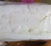 25,5 kg de cocaïne découverts dans un camping-car de vacanciers colombiens