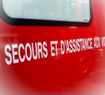 Eure. Un jeune homme sérieusement blessé après une chute de moto à Brosville