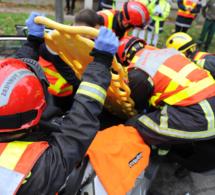 Collision moto - voiture dans l'Eure : un mort, cinq blessés dont un grave entre Conches et La Neuve-Lyre