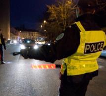 Une Clio prise en chasse par la police entre Versailles et Epône : deux jeunes gens appréhendés