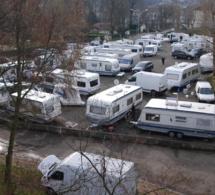 Yvelines : les gens du voyage s'installent sur un terrain de l'usine Renault à Aubergenville
