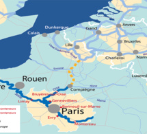 Canal Seine-Nord Europe : les modifications du tracé soumises à enquête publique