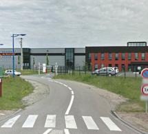 Important incendie dans l'usine Multiplasturgy à Saint-Aubin-sur-Gaillon. La cellule chimique est sur place