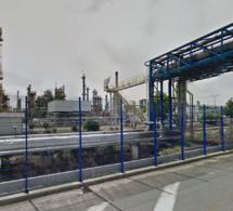 Explosion chez Exxon Mobil à Gravenchon : un ouvrier grièvement blessé