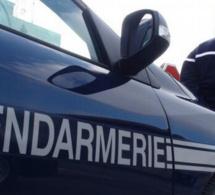 Opération judiciaire dans un camp de gens du voyage à Forges-les-Eaux