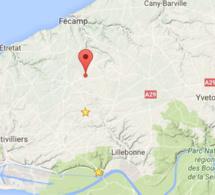 Accident sur la D10 : la route coupée dans les deux sens à Grainville-Ymauville (76)