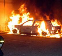 Nuit du Nouvel An : 804 véhicules incendiés et 622 personnes interpellées en France
