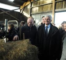 Hervé Morin annonce une série de mesures en faveur de l'agriculture normande