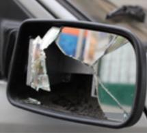 À Rouen, il est interpellé pour avoir cassé les rétroviseurs de 17 véhicules