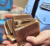 Le Havre : 345 kg de cocaïne cachés dans un conteneur de crevettes congelées