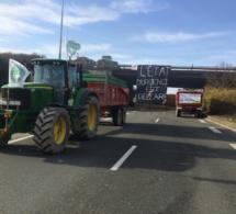 Manifestation des agriculteurs : des barrages filtrants signalés en Seine-Maritime