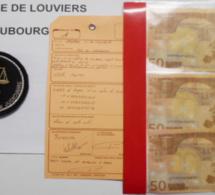 Alerte aux faux billets dans l'Eure : un Moldave arrêté sur le marché du Neubourg, ce matin