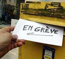Les facteurs en grève aujourd'hui en Seine-Maritime contre le licenciement de Julien