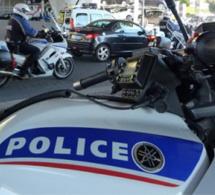Le Havre : en fuyant la police, le pilote d'un scooter, sans permis, percute un poteau. Blessé grave