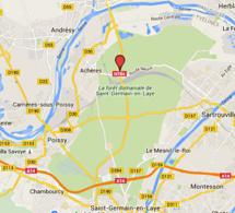 Achères : un homme non identifié tué sur la RN184, fauché par un véhicule