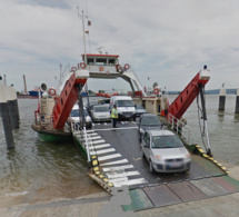 Seine-Maritime : le bac de Quillebeuf est gratuit et le restera, assure Pascal Martin