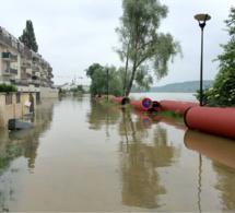 La décrue est amorcée mais la Seine-Maritime reste en alerte orange inondations ce mardi