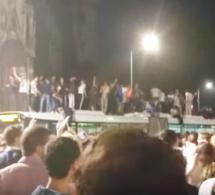 A Rouen, violences en marge de France-Allemagne : bus pris d'assaut et assaut des policiers