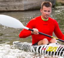 Eure : sélectionné en équipe de France de kayak, Sébastien Jouve en route pour les J.O. de Rio