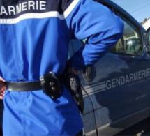 Eure : une voiture volée à Ménilles retrouvée partiellement dépouillée a Houlbec-Cocherel