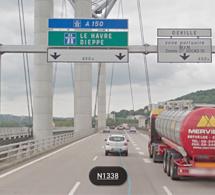 Travaux du 25 juillet au 28 août à Rouen : la circulation sur le pont Flaubert et la RN1338 perturbée