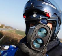 Sécurité routière : intercepté à 180 km/h (au lieu de 90) sur une route secondaire du Calvados