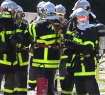Un pavillon détruit par un incendie à Isneauville : quatre occupants légèrement intoxiqués